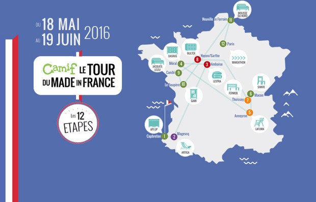 tour du made in France